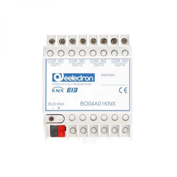 pametne instalacije eelectron knx BO04A01KNX