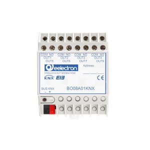pametne instalacije eelectron knx BO08A01KNX