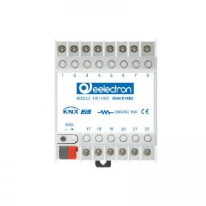 moduli za pametne kuce eelectron knx IO44E01KNX