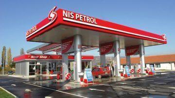 Nis petrol pumpa