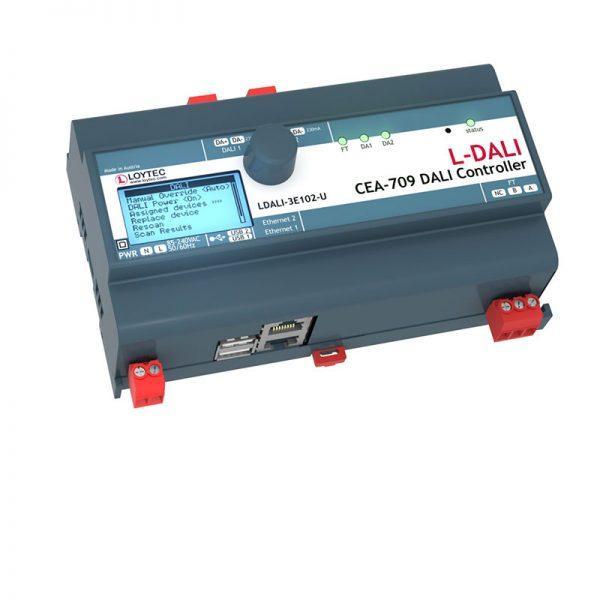 automatizacija proizvodnje i fleksibilni proizvodni sistemi loytec LDALI-3E102-U