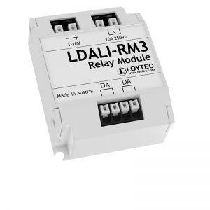 primenjena automatizacija u industriji i zgradarstvu loytec LDALI-RM3