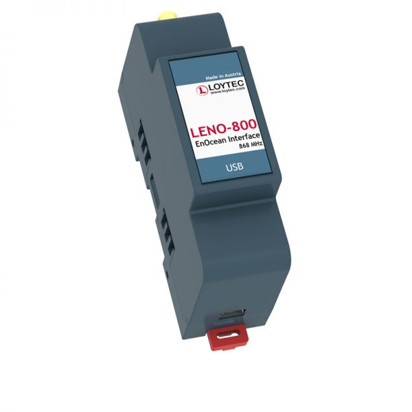 automatizacija zgrada loytec LENO-800