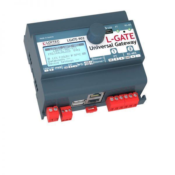 primenjena automatizacija u industriji i zgradarstvu loytec LGATE-902