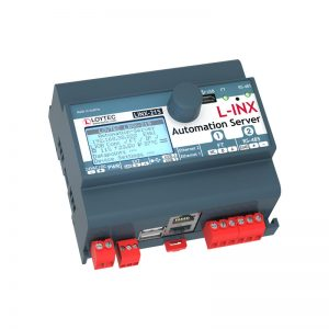 building management system loytec LINX-215