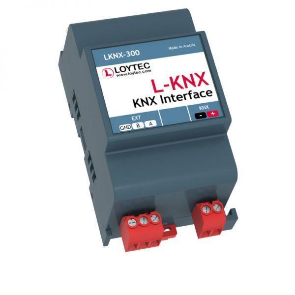 automatizacija zgrada loytec LKNX-300