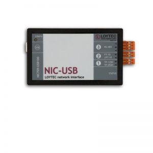 primenjena automatizacija u industriji loytec NIC709-USB100
